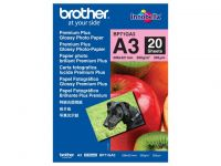 Fotopapier Brother a3 foto glossy 20vel