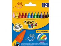 Waskrijt Bic Kids ass/pk 10x12