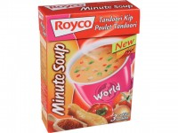 Minute soup Royco Tandoori kip 200ml/20