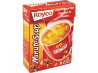 Minute soup Royco Tomaat +croût 200ml/20